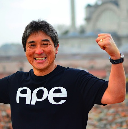 Guy Kawasaki On Self-Publishing, Marketing Your Book and Cheating